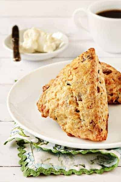 Post image for Bacon and Cheddar Scones
