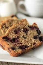 Blueberry-Zucchini-Bread