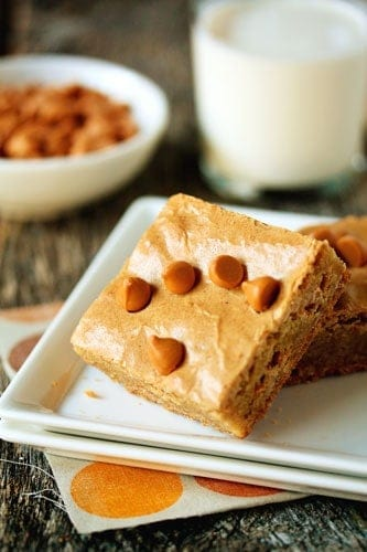 Post image for Brown Butter Blondies