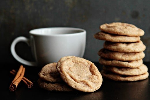 Chai Spiced Sugar Cookies | My Baking Addiction
