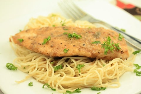 Post image for Chicken Piccata