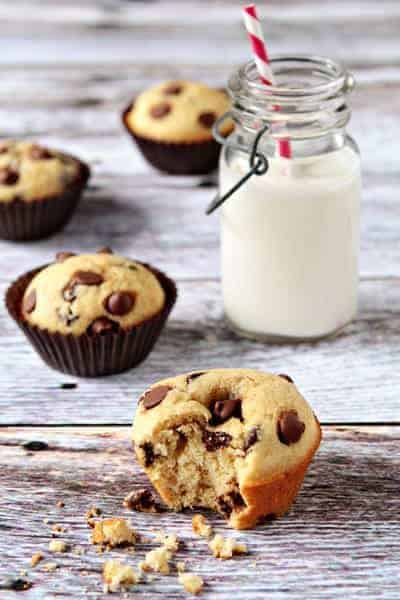 Post image for Chocolate Chip Muffins