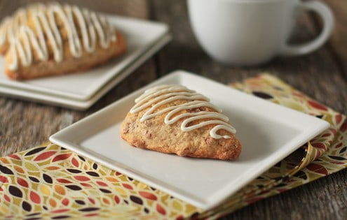 Post image for Cinnamon Chip Scones