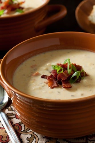 Post image for Corn Chowder