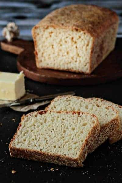 Post image for English Muffin Bread
