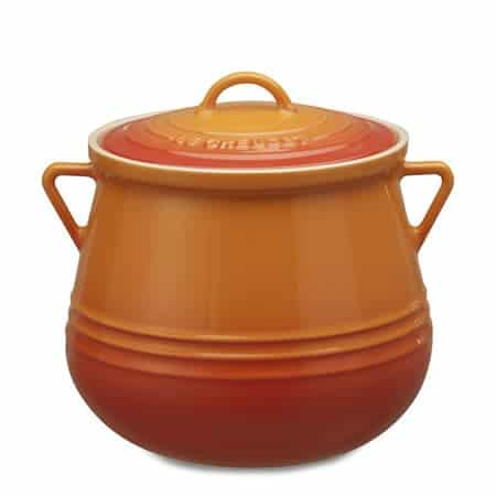 Post image for Giveaway: Le Creuset Stoneware Bean Pot
