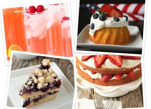 Post image for 4th of July Recipes