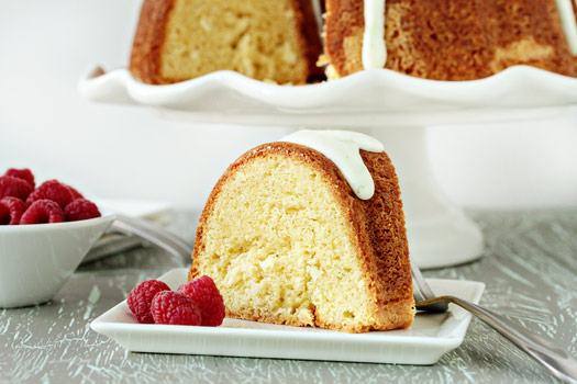 Post image for Lime Coconut Sour Cream Bundt Cake