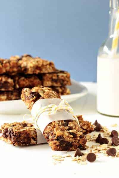 Post image for Homemade Granola Bars