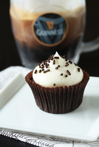 Post image for Guinness Cupcakes