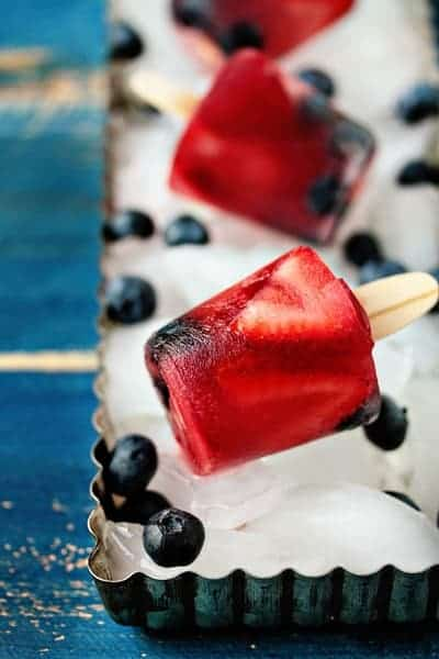 Post image for Berry-Lime Popsicles for the 4th