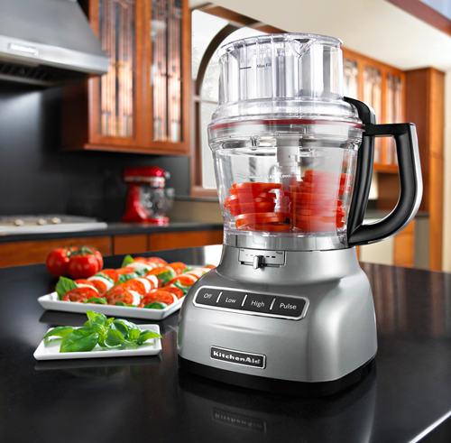 Post image for Giveaway: KitchenAid ExactSlice Food Processor System