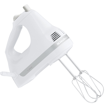 Post image for Giveaway: KitchenAid Hand Mixer
