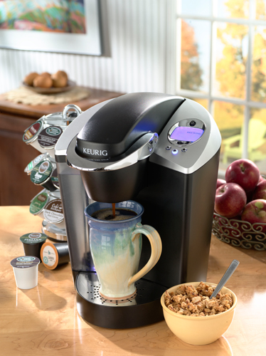 Post image for Giveaway: Keurig Platinum Single-Cup Brewer