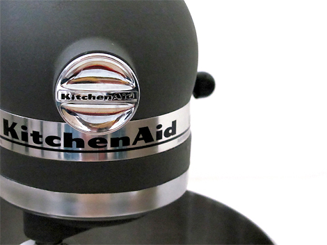 Post image for Giveaway: KitchenAid Stand Mixer