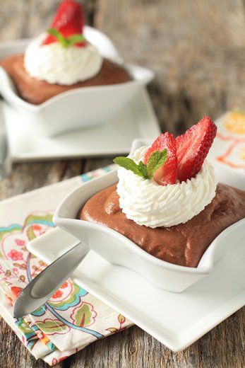 Post image for Perfect Chocolate Mousse