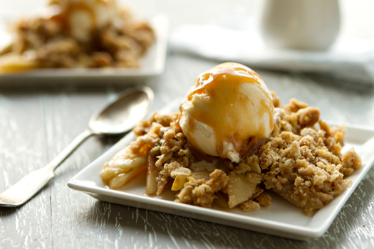 Post image for Apple Pear Crisp