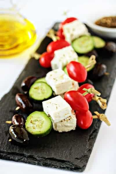Post image for Greek Salad Skewers and a BIG Giveaway!
