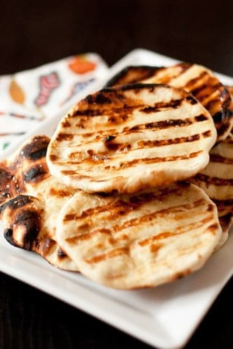 Naan Bread Recipe Indian
