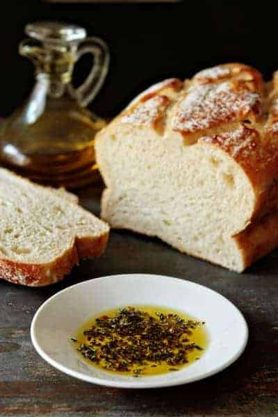 Post image for Extra Virgin Olive Oil Herb Dip