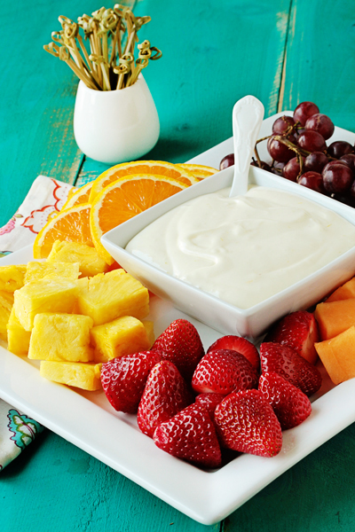 Post image for Dreamsicle Fruit Dip