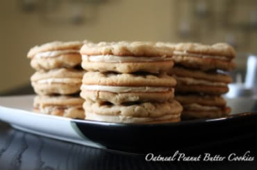 Post image for Peanut Butter Sandwich Cookies