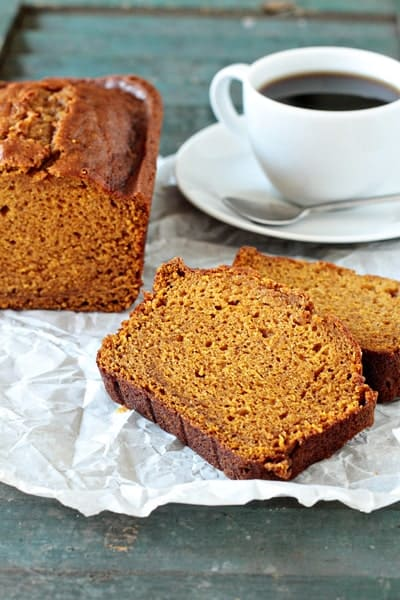 Post image for Pumpkin Bread