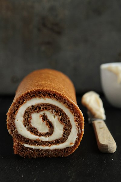 Post image for Pumpkin Roll