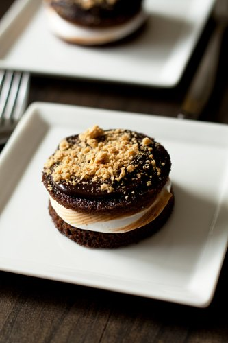 Post image for S'mores Whoopie Pies