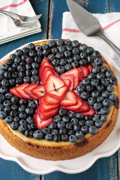 Post image for Ricotta Cheesecake
