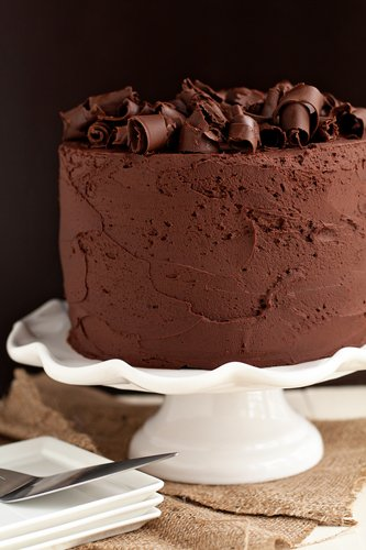 Post image for Chocolate Stout Cake