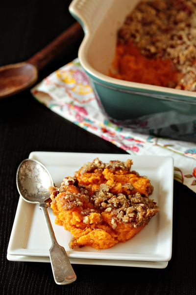 Post image for Sweet Potato Casserole
