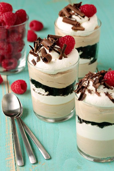 Post image for Easy Tiramisu Trifles