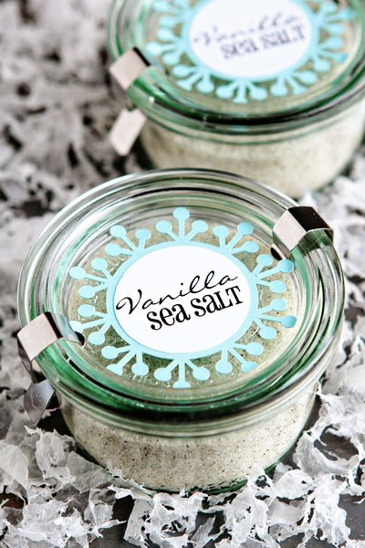 Vanilla Salt | My Baking Addiction