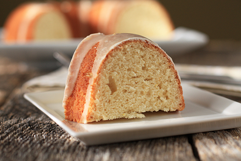 Post image for Orange Whipped Cream Cake