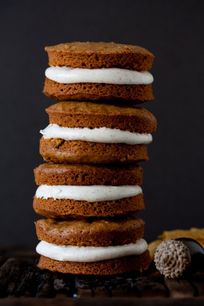 Post image for Pumpkin Whoopie Pies