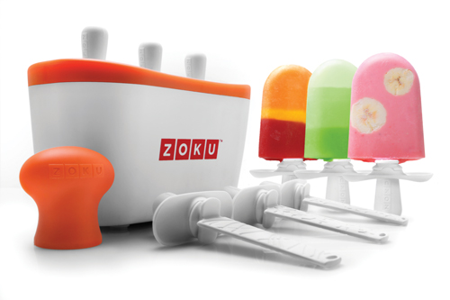 Post image for Zoku Quick Pop Maker Giveaway