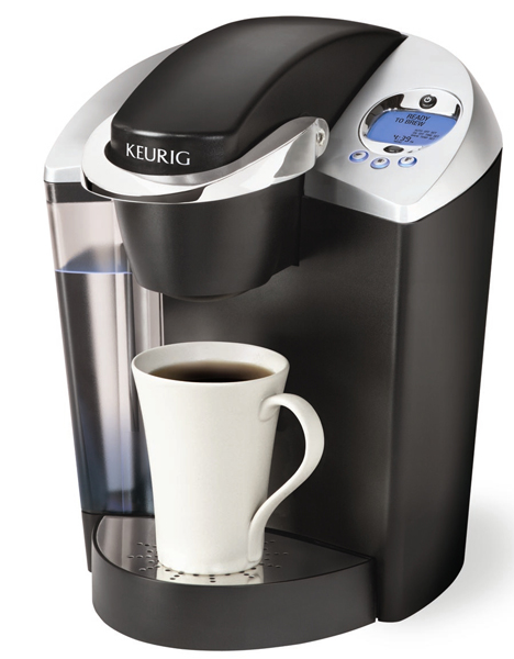 Post image for Giveaway: Keurig Brewing System