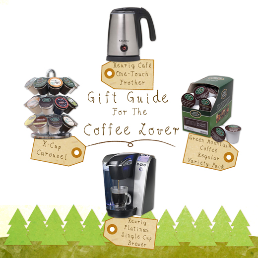 Post image for Holiday Gift Guide and Giveaway: For the Coffee Lover!