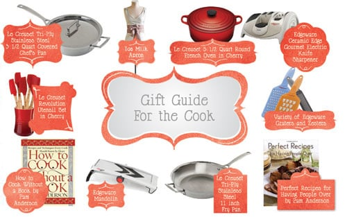 Holiday Gift Guide and Giveaway: For the Cook - My Baking Addiction