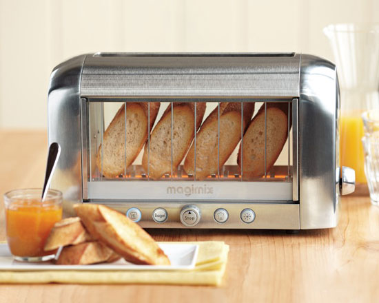 Post image for Giveaway: Magimix Colored Vision Toaster
