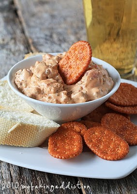 Post image for Spicy Sausage Dip